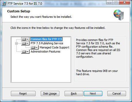 Creating an FTP site in IIS 7 x – Asset Bank Help Centre